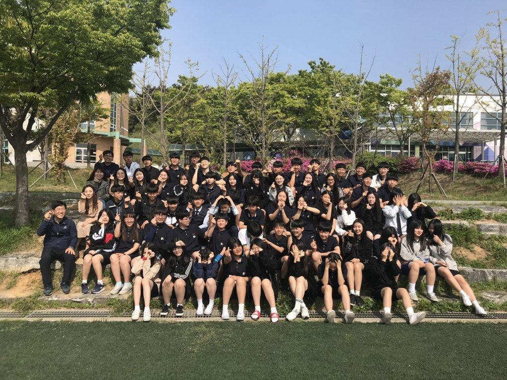 학생회 단체사진